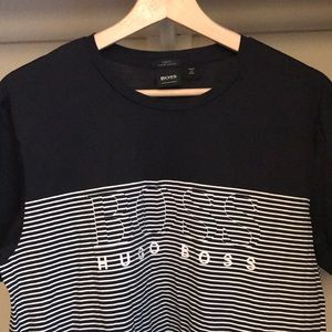 Slimfit luxury collection T-shirt by Hugo boss